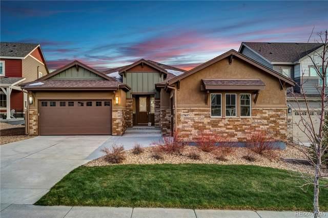 17857 W 87th Avenue, Arvada, CO 80007 (#2907855) :: Wisdom Real Estate