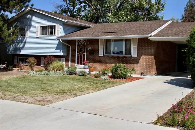 392 S Troy Street, Aurora, CO 80012 (MLS #2908106) :: Kittle Real Estate
