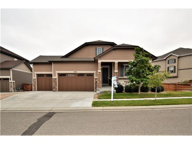 10874 Pitkin Street, Commerce City, CO 80022 (#2908131) :: The Peak Properties Group