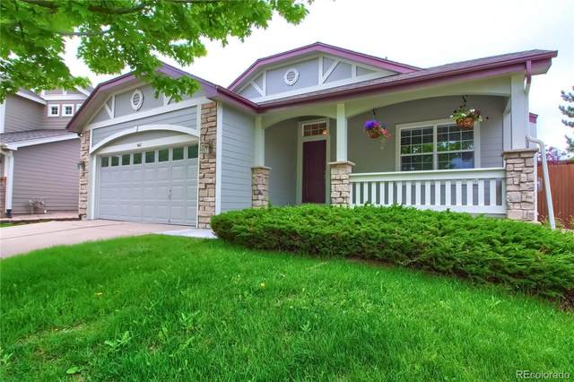 9445 Troon Village Way, Lone Tree, CO 80124 (#2908160) :: Finch & Gable Real Estate Co.