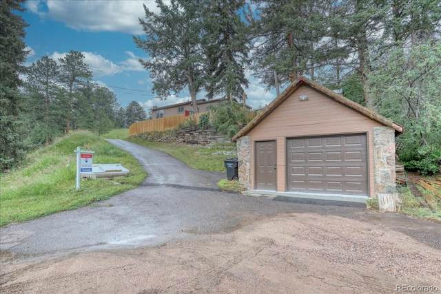 22150 Natsihi Road, Indian Hills, CO 80454 (#2908880) :: The Gilbert Group
