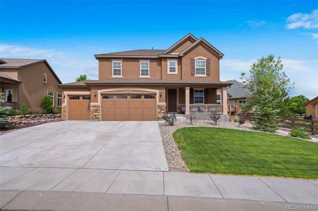 16615 Mystic Canyon Drive, Monument, CO 80132 (#2908896) :: Bring Home Denver with Keller Williams Downtown Realty LLC