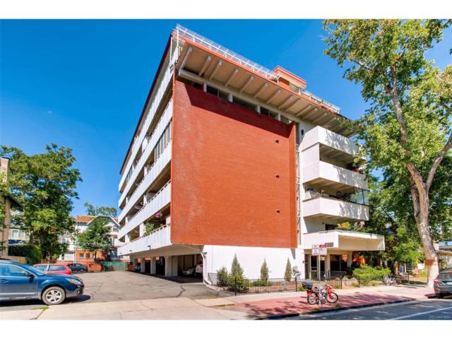 937 Clarkson Street #503, Denver, CO 80218 (MLS #2909010) :: 8z Real Estate