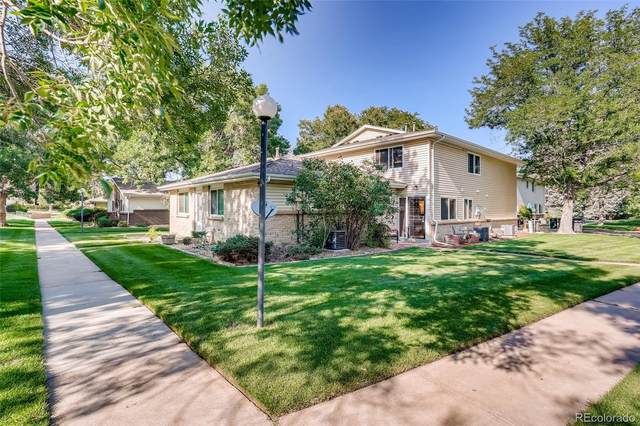 9195 E Lehigh Avenue #134, Denver, CO 80237 (MLS #2909176) :: Find Colorado