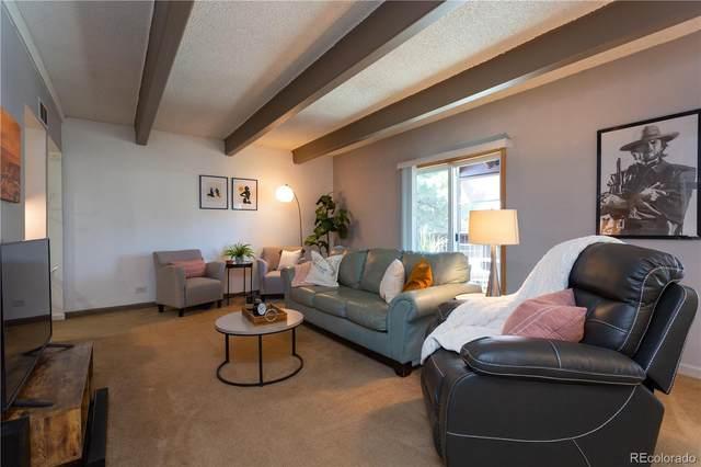 9725 E Harvard Avenue V350, Denver, CO 80231 (#2909475) :: Kimberly Austin Properties