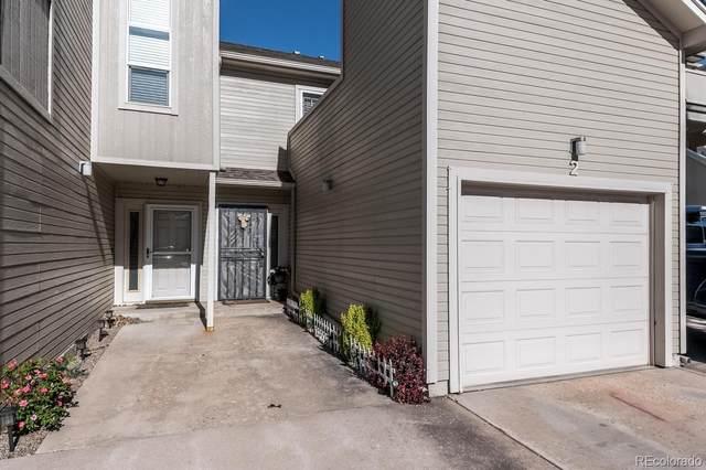 5075 Garrison Street #2, Wheat Ridge, CO 80033 (#2909977) :: The Dixon Group