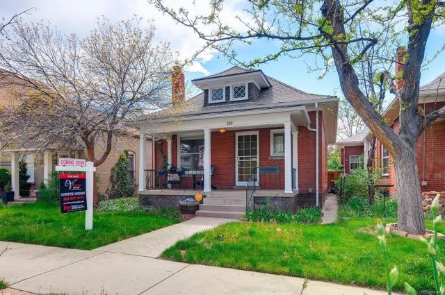 159 S Ogden Street, Denver, CO 80209 (#2910962) :: Mile High Luxury Real Estate