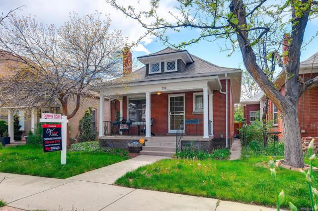 159 S Ogden Street, Denver, CO 80209 (#2910962) :: The Heyl Group at Keller Williams
