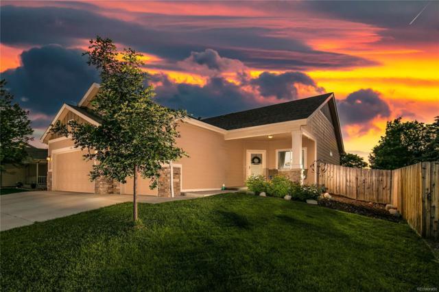 1341 S Dawn Drive, Milliken, CO 80543 (MLS #2911161) :: 8z Real Estate