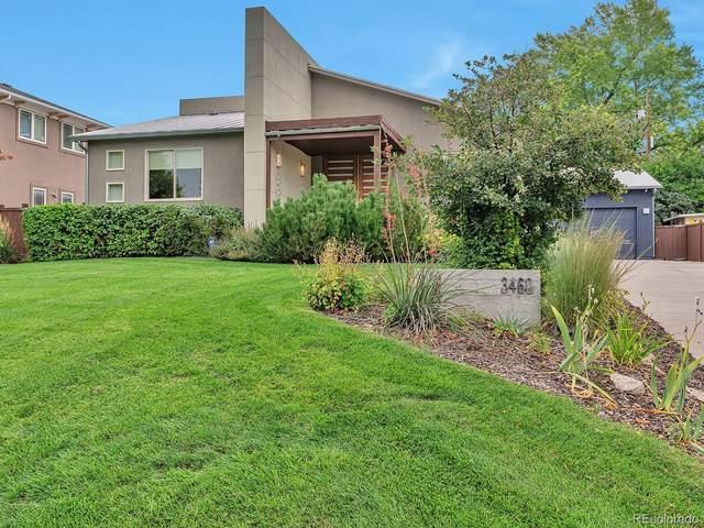 3460 S Bellaire Street, Denver, CO 80222 (#2911568) :: The HomeSmiths Team - Keller Williams