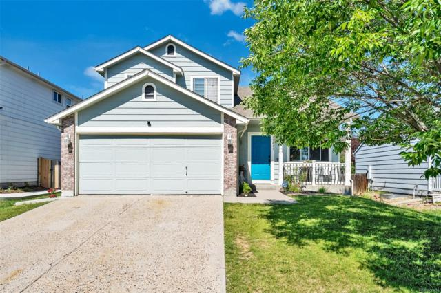 19643 E Quincy Place, Centennial, CO 80015 (MLS #2911657) :: 8z Real Estate