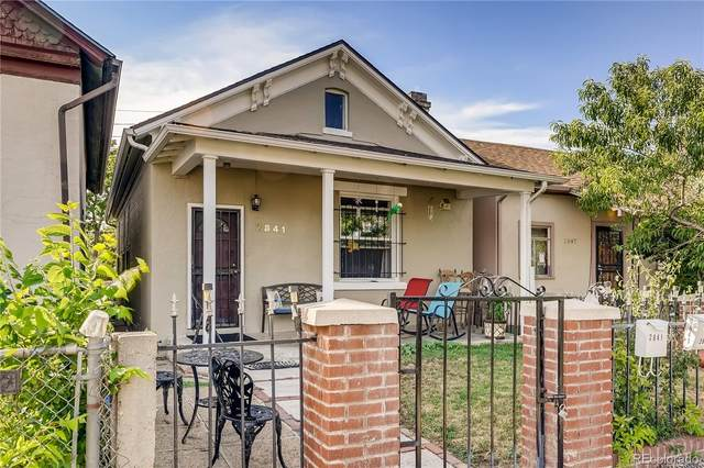 2841 Stout Street, Denver, CO 80205 (#2911664) :: The Heyl Group at Keller Williams