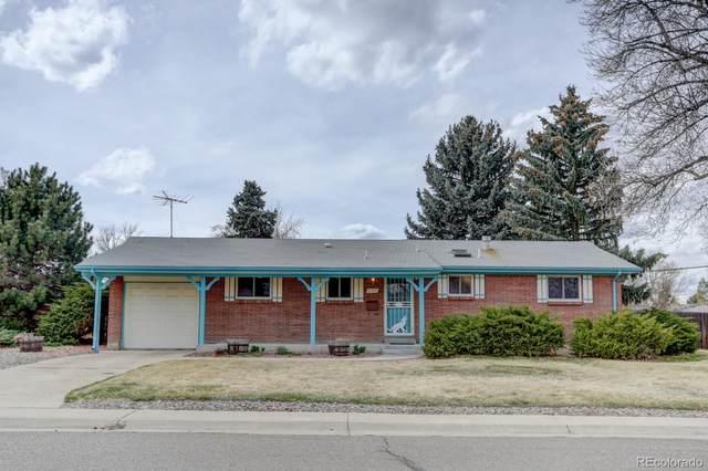 7105 S Logan Street, Centennial, CO 80122 (MLS #2911764) :: 8z Real Estate