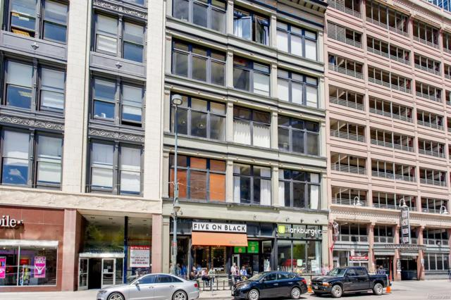 1617 California Street 2C, Denver, CO 80202 (#2911776) :: The Heyl Group at Keller Williams