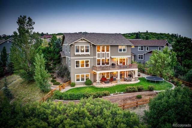 1720 Ridgetrail Court, Castle Rock, CO 80104 (MLS #2912084) :: 8z Real Estate