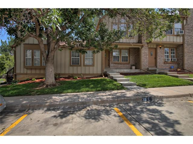 17336 E Rice Circle E, Aurora, CO 80015 (MLS #2912557) :: 8z Real Estate