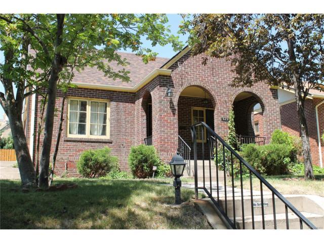 623 Clayton Street, Denver, CO 80206 (#2912706) :: Wisdom Real Estate