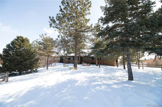9424 N Palomino Drive, Castle Rock, CO 80108 (MLS #2912862) :: 8z Real Estate