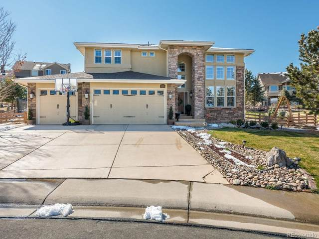 4749 Nighthorse Court, Parker, CO 80134 (#2912964) :: Sultan Newman Group