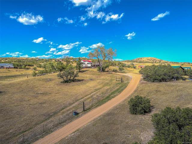 570 Yucca Hills Road, Castle Rock, CO 80109 (#2913693) :: The HomeSmiths Team - Keller Williams