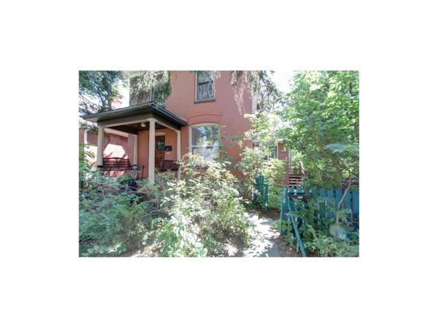 274 S Sherman Street, Denver, CO 80209 (#2913811) :: Wisdom Real Estate