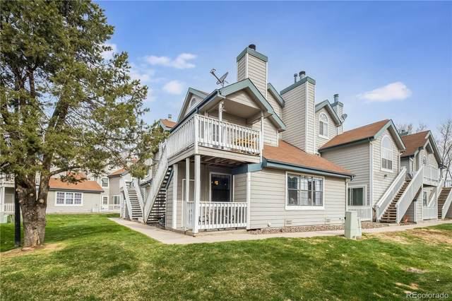 8331 S Upham Way #101, Littleton, CO 80128 (#2913886) :: The Healey Group