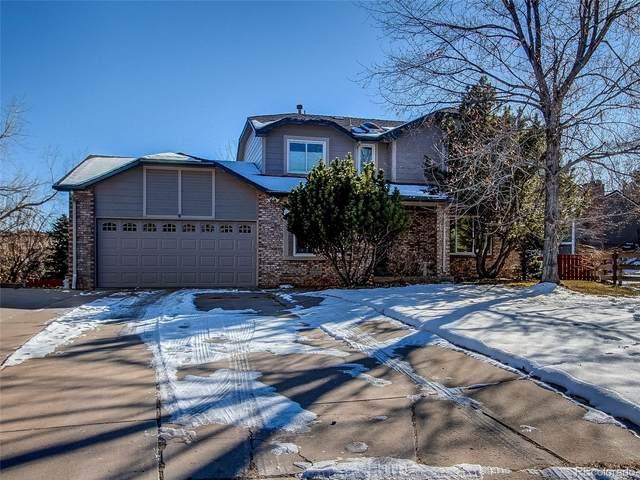 4 Mountain Ash, Littleton, CO 80127 (MLS #2914174) :: 8z Real Estate