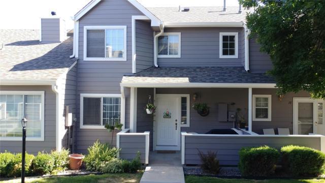 6830 W 84th Circle #9, Arvada, CO 80003 (#2914243) :: Bring Home Denver