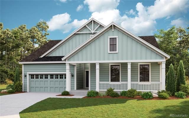 1163 Elbridge Drive, Elizabeth, CO 80107 (#2914251) :: Finch & Gable Real Estate Co.