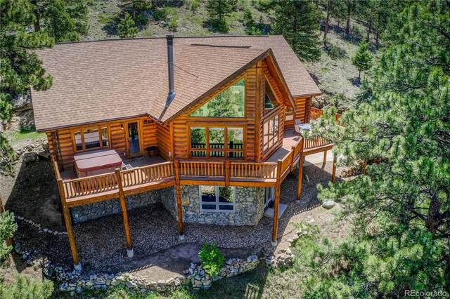 8470 Grizzly Way, Evergreen, CO 80439 (#2914372) :: Wisdom Real Estate