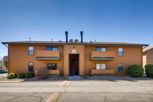 3295 S Ammons Street #106, Lakewood, CO 80227 (#2914575) :: The HomeSmiths Team - Keller Williams