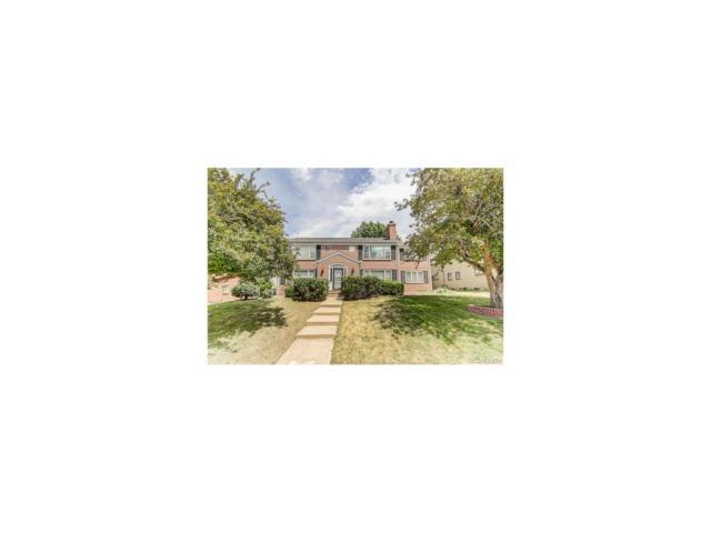 928 S Harrison Street, Denver, CO 80209 (MLS #2914720) :: 8z Real Estate