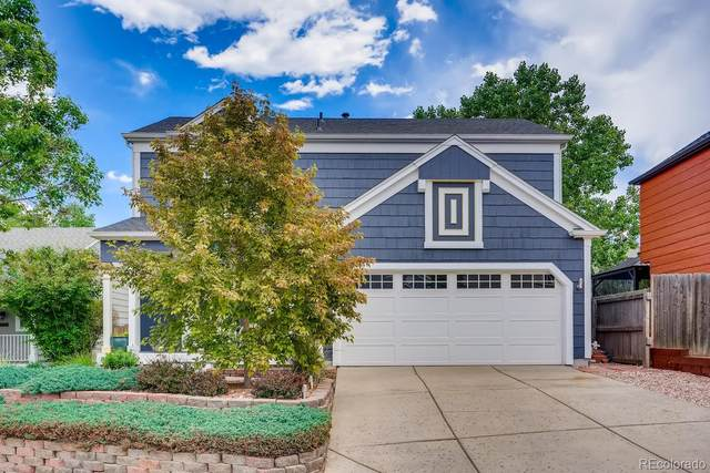 454 Entrada Drive, Golden, CO 80401 (MLS #2914839) :: 8z Real Estate