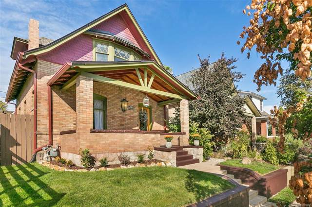 3645 Clay Street, Denver, CO 80211 (MLS #2914992) :: Colorado Real Estate : The Space Agency
