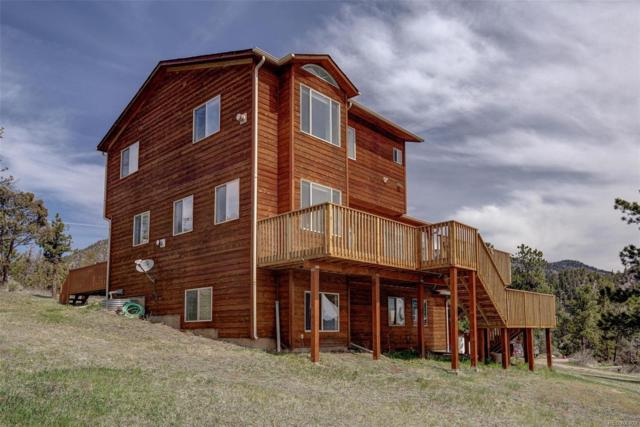 241 Choctaw Road, Lyons, CO 80540 (MLS #2915401) :: Kittle Real Estate