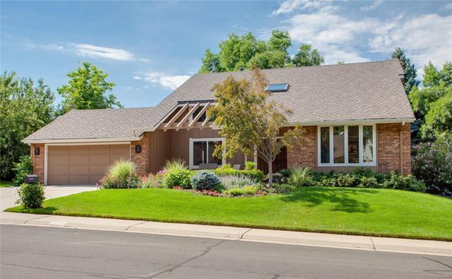7476 S Harrison Way, Centennial, CO 80122 (#2915775) :: The Pete Cook Home Group