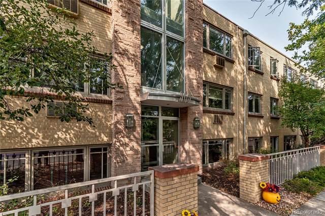 969 S Pearl Street #101, Denver, CO 80209 (#2915938) :: Briggs American Properties