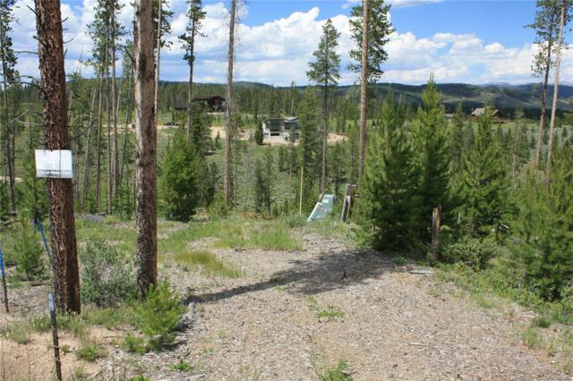156 County Road 5194B, Tabernash, CO 80478 (#2915981) :: The Galo Garrido Group