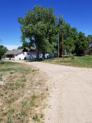 36995 County Road 162, Agate, CO 80101 (#2916092) :: 5281 Exclusive Homes Realty