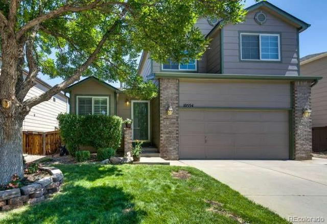 10554 Hyacinth Place, Highlands Ranch, CO 80129 (#2916712) :: The Galo Garrido Group