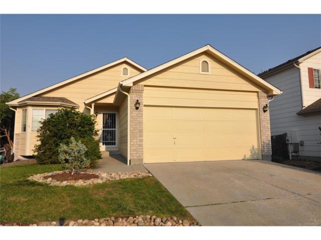 11012 Blackwolf Lane, Parker, CO 80138 (MLS #2917150) :: 8z Real Estate
