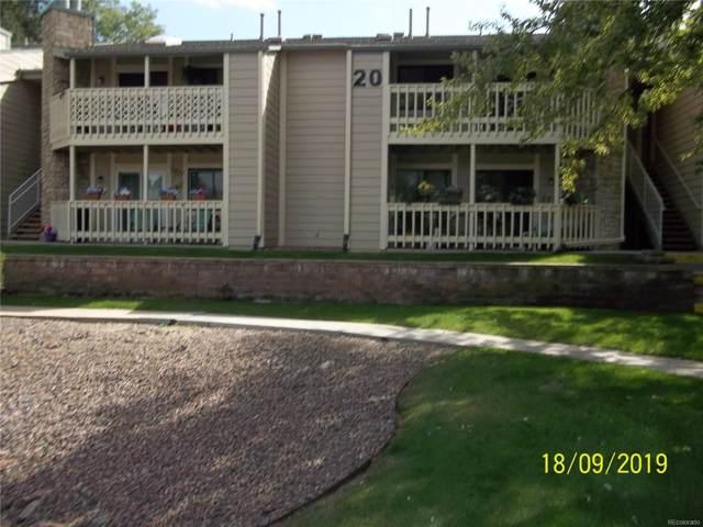 8600 E Alameda Avenue 20-207, Denver, CO 80247 (MLS #2917740) :: Keller Williams Realty