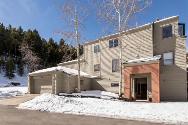 750 Ridgeside Drive, Golden, CO 80401 (#2917818) :: The Griffith Home Team