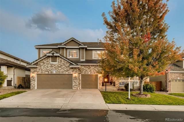 10238 Nottingham Drive, Parker, CO 80134 (#2918343) :: iHomes Colorado