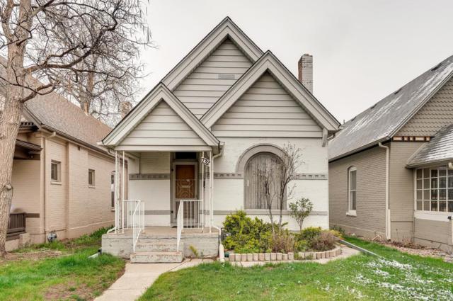 732 S Clarkson Street, Denver, CO 80209 (#2918990) :: Wisdom Real Estate