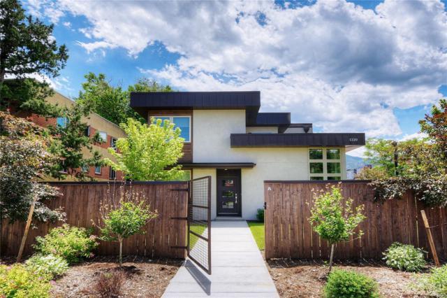 1220 Cedar Avenue A, Boulder, CO 80304 (#2919021) :: The Heyl Group at Keller Williams