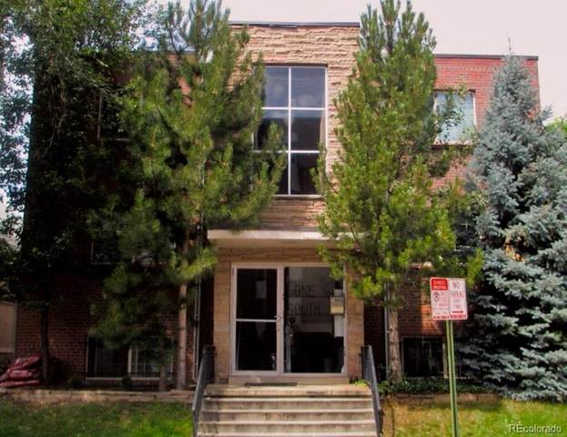 1 S Pennsylvania Street #202, Denver, CO 80209 (MLS #2919395) :: The Sam Biller Home Team
