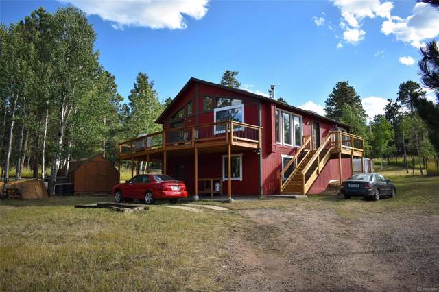 462 Yellow Pine Drive, Bailey, CO 80421 (#2920260) :: The HomeSmiths Team - Keller Williams
