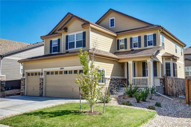 12664 Fisher Street, Englewood, CO 80112 (#2920591) :: The Griffith Home Team