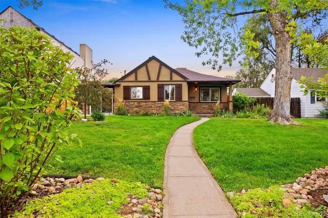 1648 S Elizabeth Street, Denver, CO 80210 (#2920621) :: Symbio Denver